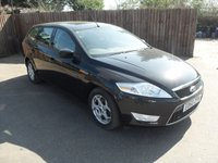 2010 FORD MONDEO 1.8 TDCI ZETEC ESTATE LOW MILEAGE WITH SERVICE HISTORY £6000.00