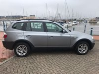 USED 2005 55 BMW X3 2.0 D SE 5d 148 BHP FULL SERVICE HISTORY!