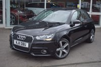 USED 2011 11 AUDI A1 1.4 TFSI SPORT 3d 122 BHP Low Mileage