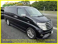 2003 NISSAN ELGRAND Rider 3.5 Auto 8 Seat with Sunroof,Reverse Camera,Twin Power Door and Bose £7000.00