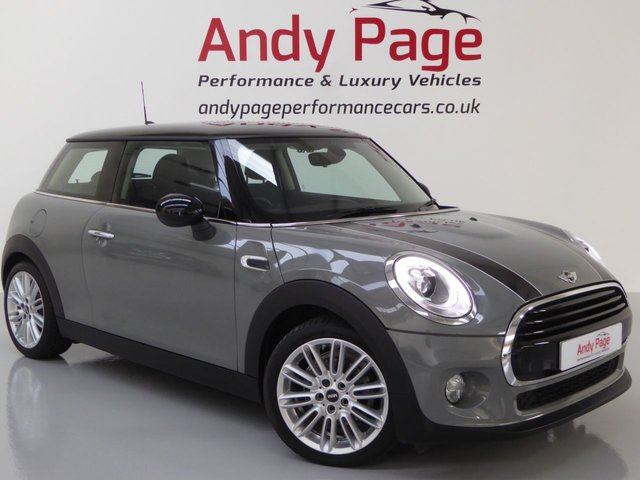 2016 16 MINI HATCH COOPER 1.5 COOPER D 3d 114 BHP