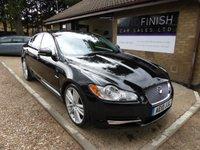 2010 JAGUAR XF 3.0 V6 PORTFOLIO 4d AUTO 240 BHP £7995.00