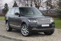 2014 LAND ROVER RANGE ROVER VOGUE 4.4 SDV8 SE 5d AUTO 340 BHP £43250.00