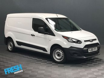 2016 FORD TRANSIT CONNECT 1.5 210 L2H1 Panel Van £10500.00