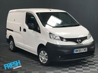 USED 2015 65 NISSAN NV200 1.5 DCI ACENTA Panel Van * 0% Deposit Finance Available