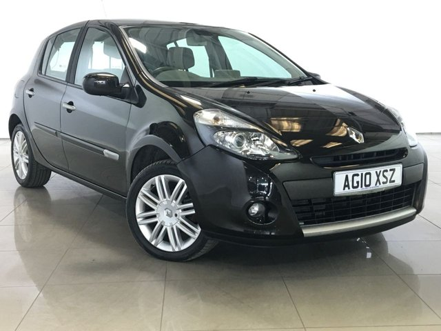 View our 2010 10 RENAULT CLIO 1.5 INITIALE TOMTOM DCI 5d 105 BHP