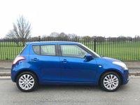 2011 SUZUKI SWIFT 1.2 SZ3 5d 94 BHP £4995.00