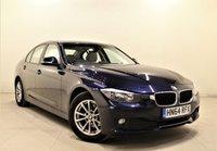 USED 2014 64 BMW 3 SERIES 2.0 320D EFFICIENTDYNAMICS BUSINESS 4d AUTO 161 BHP