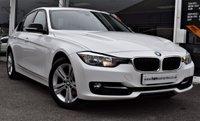 2014 BMW 3 SERIES 2.0 320D SPORT 4d 184 BHP £13480.00