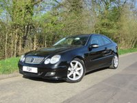2008 MERCEDES-BENZ C CLASS 2.1 C220 CDI SE SPORTS 3d 148 BHP £3250.00