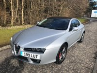 USED 2007 07 ALFA ROMEO BRERA 2.4 JTDM SV 2d 197 BHP 6 MONTHS PARTS+ LABOUR WARRANTY+AA COVER