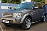 2010 LAND ROVER DISCOVERY 3.0 4 SDV6 XS 5d 245 BHP £18930.00
