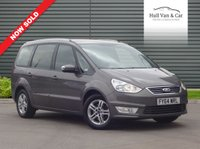 USED 2014 64 FORD GALAXY 1.6 ZETEC TDCI 5d 115 BHP ONE OWNER,FULL SERVICE HISTORY