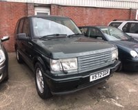 USED 1999 LAND ROVER RANGE ROVER 2.5 DT 5d AUTO 134 BHP