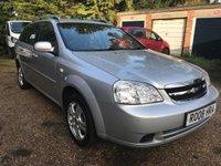 2008 CHEVROLET LACETTI 1.8 SX 5d AUTO 120 BHP £1495.00