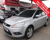 2008 FORD FOCUS 1.6 STYLE 5d 100 BHP £3895.00