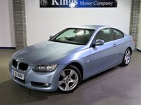 2010 BMW 3 SERIES 2.0 320D SE 2dr  £7681.00