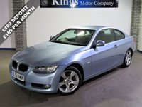 USED 2010 10 BMW 3 SERIES 2.0 320D SE 2dr  Full Service History,Park Sensors, Stunning Example !