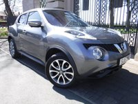 USED 2015 15 NISSAN JUKE 1.5 TEKNA DCI 5d 110 BHP *** FINANCE & PART EXCHANGE WELCOME *** FULL LEATHER HEATED SEATS  SAT/NAV BLUETOOTH PHONE 360 VIEW CAMERA