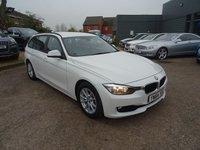 2014 BMW 3 SERIES 2.0 320D EFFICIENTDYNAMICS BUSINESS TOURING 5d 161 BHP £10990.00