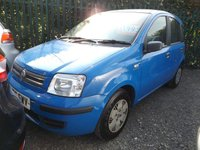 2006 FIAT PANDA 1.2 DYNAMIC 5d 59 BHP £1995.00