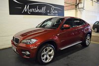 USED 2009 09 BMW X6 3.0 XDRIVE30D 4d AUTO 232 BHP