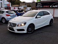 USED 2015 15 MERCEDES-BENZ A CLASS 1.5 A180 CDI BLUEEFFICIENCY AMG SPORT 109 BHP