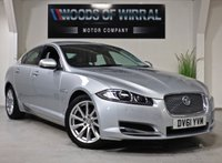 2011 JAGUAR XF 2.2 D LUXURY 4d AUTO 190 BHP £11680.00