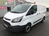 2015 FORD TRANSIT CUSTOM 2.2 290 L1H1 100PSi Panel Van £SOLD