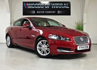 2014 JAGUAR XF 2.2 D LUXURY 4d AUTO 163 BHP £13680.00