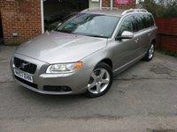 2007 VOLVO V70 3.2 SE LUX 5d AUTO 238 BHP £SOLD