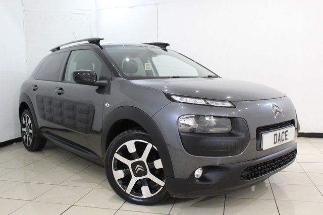 View our 2015 15 CITROEN C4 CACTUS 1.6 BLUEHDI FLAIR 5DR 98 BHP