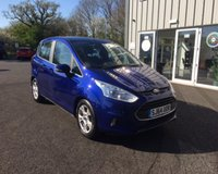 USED 2014 64 FORD B-MAX 1.6 ZETEC AUTOMATIC THIS VEHICLE IS AT SITE 2 - TO VIEW CALL US ON 01903 323333