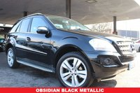 USED 2008 58 MERCEDES-BENZ M CLASS 3.0 ML320 CDI SPORT 5d AUTO 222 BHP