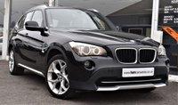 USED 2009 59 BMW X1 2.0 X DRIVE 20 T/DIESEL SE 6 SPEED 5d 174 BHP STOP/START