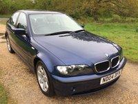 2004 BMW 3 SERIES 2.0 318I SE 4d AUTO 141 BHP £2490.00
