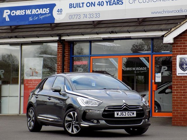 USED 2013 63 CITROEN DS5 2.0 HDI DSTYLE 5dr (161)  * Superb Spec + Low Miles *