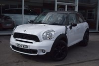 2014 MINI COUNTRYMAN 2.0 COOPER SD 5d AUTO 141 BHP £11990.00