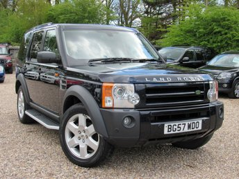 2007 LAND ROVER DISCOVERY 2.7 3 TDV6 HSE 5d AUTO 188 BHP £11950.00