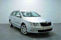2011 SKODA SUPERB 2.0 ELEGANCE TDI CR DSG 5d AUTO 170 BHP £7995.00