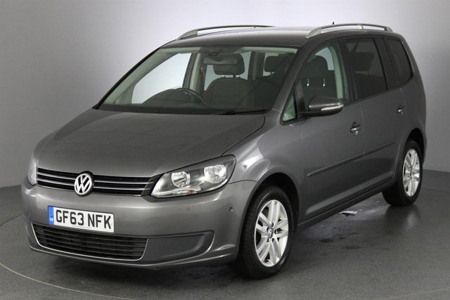 2014 63 VOLKSWAGEN TOURAN 2.0 SE TDI BLUEMOTION TECHNOLOGY 138 BHP