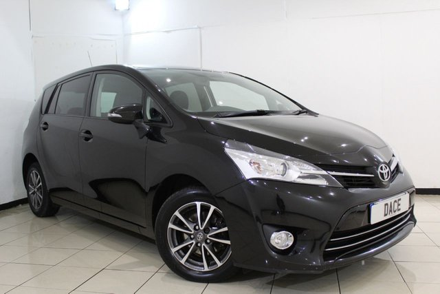 View our 2014 14 TOYOTA VERSO 2.0 ICON D-4D 5DR 122 BHP