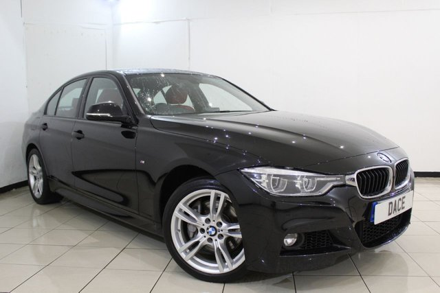 View our 2016 16 BMW 3 SERIES 3.0 335D XDRIVE M SPORT 4DR AUTOMATIC 308 BHP