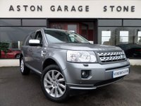 USED 2011 11 LAND ROVER FREELANDER 2.2 SD4 HSE 5d AUTO 190 BHP **SAT NAV * FSH ** ** NAV * LEATHER * ALPINE * SUNROOFS **