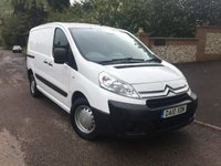 2010 CITROEN DISPATCH 1.6 1000 L1H1 SWB HDI 90 6d 89 BHP PLEASE CALL TO VIEW £SOLD