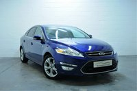 2014 FORD MONDEO 2.0 TITANIUM X BUSINESS EDITION TDCI 5d 161 BHP £8595.00