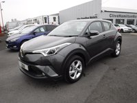 USED 2018 TOYOTA CHR 1.2 ICON 5d 114 BHP CAMERA & CRUISE CONTROL