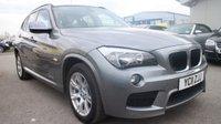 2011 BMW X1 2.0 XDRIVE18D M SPORT 5d 141 BHP £10695.00