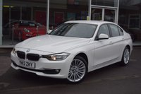 2013 BMW 3 SERIES 2.0 320D LUXURY 4d 184 BHP £11950.00