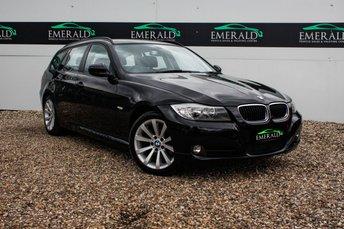 2010 BMW 3 SERIES 2.0 320D SE BUSINESS EDITION TOURING 5d 181 BHP £6500.00